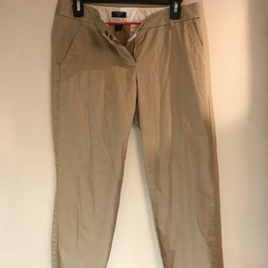 J. Crew khaki color dress pant